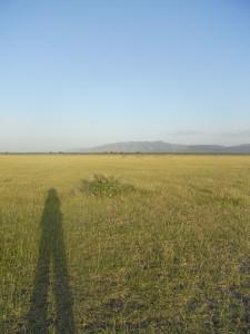 selfie in tanzania