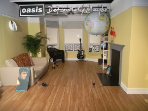 CHASING THE SUN:OASIS 1993-1997